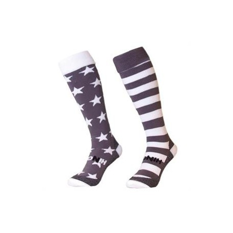 chaussettes HINGLY stars & stripes