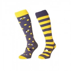 chaussettes HINGLY bee mix & match