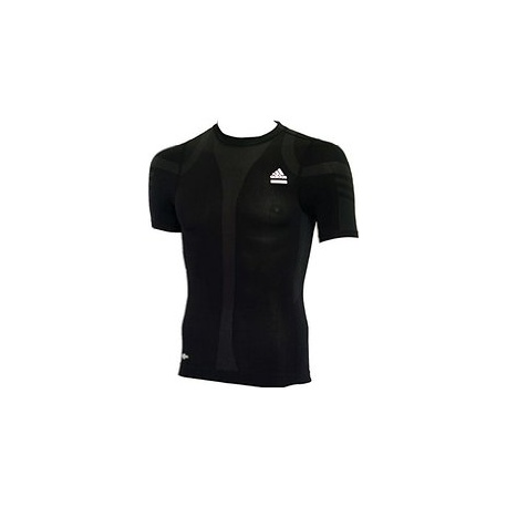 T SHIRT de compression ADIDAS TECHFIT