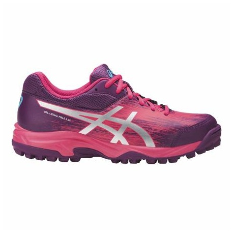Asics Hockeyshop Field 3gs Gel Femme Junior Chaussures uTlJc1F35K