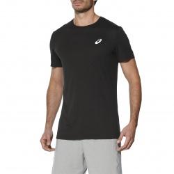 T-shirt ASICS Spiral top noir