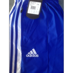 Pantalon ADIDAS MST4 bleu cobal/blanc