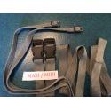 set complet pour un sabot Midi ou maxi ( gris)
