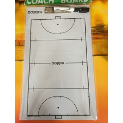 Coaching clipboard pour hockey sur gazon